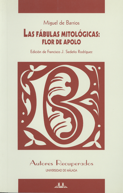 FABULAS MITOLOGICAS FLOR DE APOLO