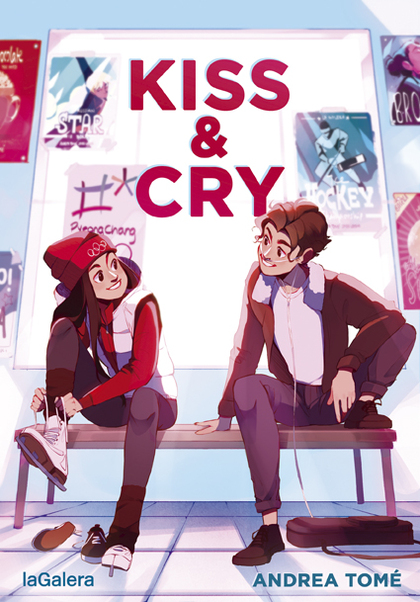KISS & CRY.
