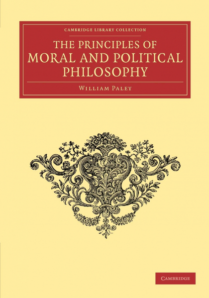 THE PRINCIPLES OF MORAL AND POLITICAL PHILOSOPHY.