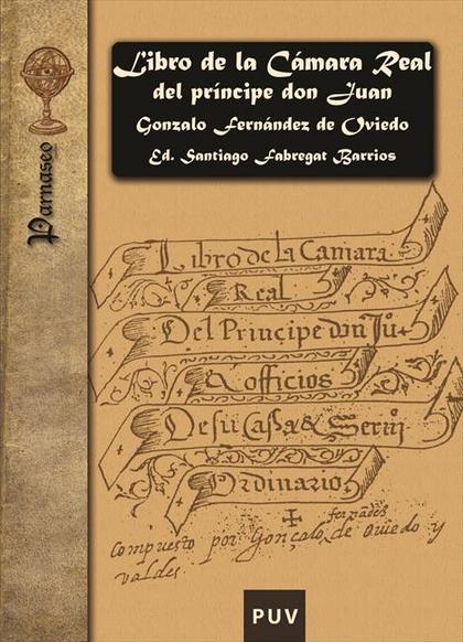 Libro de la Cámara Real del Príncipe...