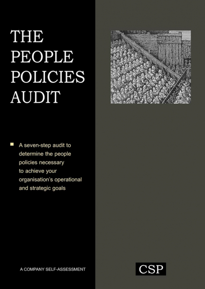 THE PEOPLE POLICIES AUDIT
