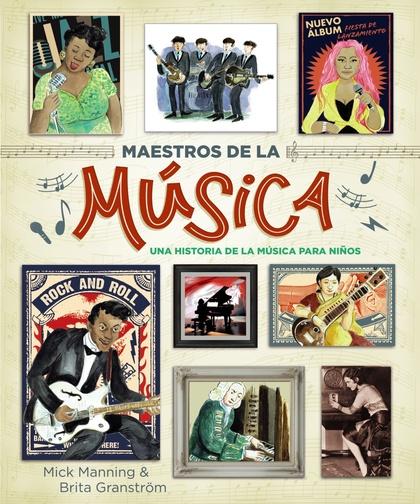 MAESTROS DE LA MÚSICA.