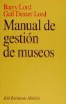 MANUAL GESTION DE MUSEOS