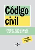 CÓDIGO CIVIL  ( 2015)  **1-TECNOS**