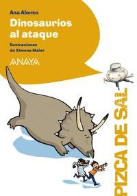 DINOSAURIOS AL ATAQUE.