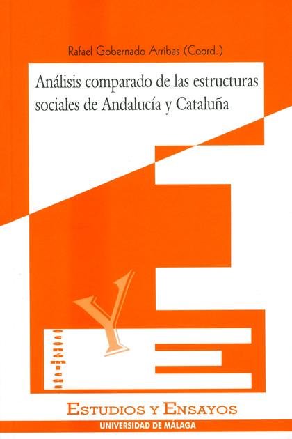 ANALISIS COMPARADO DE LAS ESTRUCTURAS SOCIALES ANDALUCIA