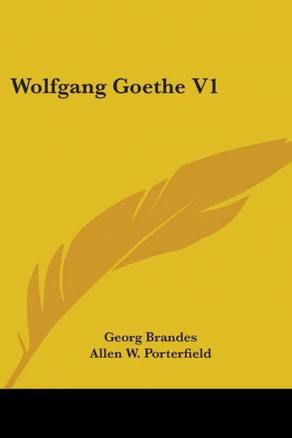 WOLFGANG GOETHE V1