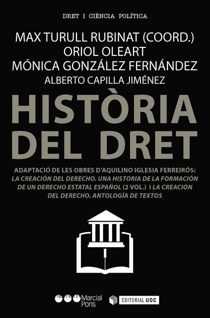 HISTORIA DEL DRET.