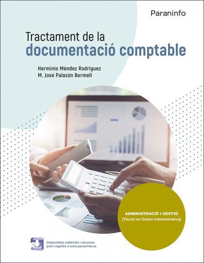 TRACTAMENT DE LA DOCUMENTACIÓ COMPTABLE ED. 2021