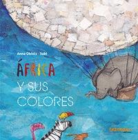 ÁFRICA Y SUS COLORES.