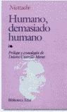 HUMANO DEMASIADO HUAMANO