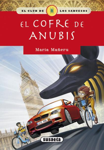 EL COFRE DE ANUBIS.