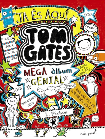 TOM GATES. MEGA ÀLBUM GENIAL