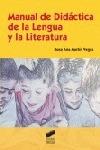 MANUAL DE DIDÁCTICA EN LA LENGUA Y LA LITERATURA.