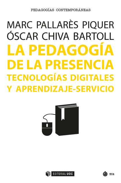 PEDAGOGIA DE LA PRESENCIA.