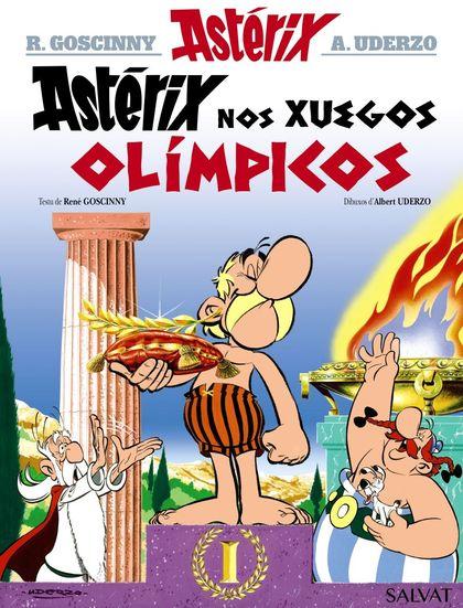 ASTÉRIX NOS XUEGOS OLÍMPICOS