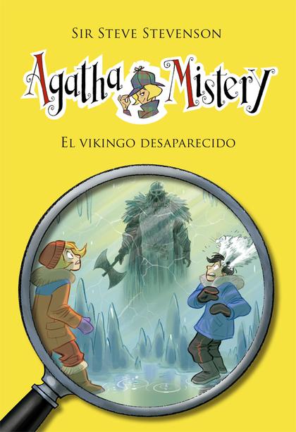 AGATHA MISTERY 28. EL VIKINGO DESAPARECIDO.