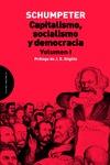 CAPITALISMO, SOCIALISMO Y DEMOCRACIA.