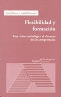 FLEXIBILIDAD Y FORMACION