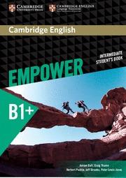 CAMBRIDGE ENGLISH EMPOWER INTERMEDIATE DIGITAL STUDENT´S BOOK (ENHANCED PDF).