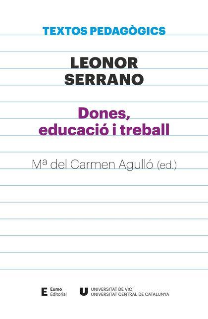 DONES, EDUCACIÓ I TREBALL