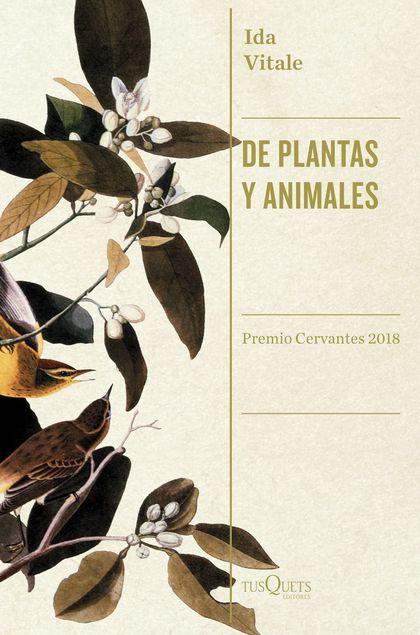 DE PLANTAS Y ANIMALES.
