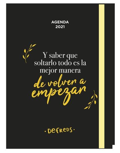 AGENDA ANUAL SEMANAL 2021 DEFREDS.