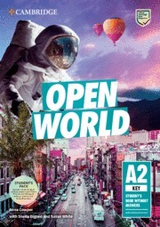 OPEN WORLD KEY. STUDENT´S BOOK PACK (SB WO ANSWERS W ONLINE PRACTICE AND WB WO A
