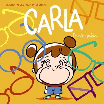 CARLA, PONTE GAFAS.