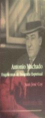ANTONIO MACHADO FRAGMENTOS BIOGRAFIA ESPIRITUALCOY
