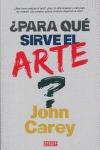 PARA QUE SIRVE EL ARTE?