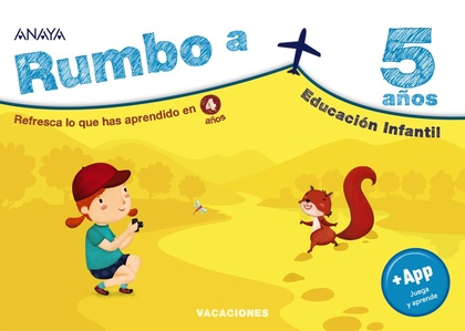 VACACIONES RUMBO A... 5 AÑOS