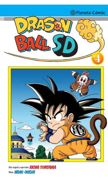 DRAGON BALL SD Nº 04