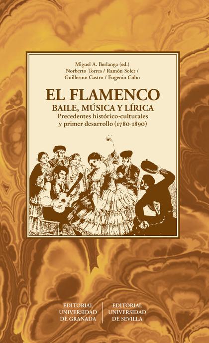 FLAMENCO, BAILE, MUSICA Y LIRICA