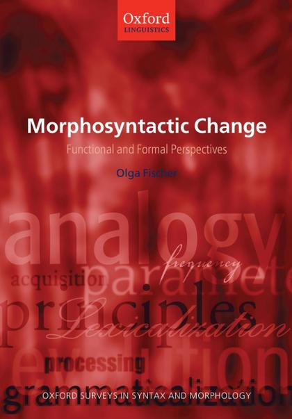 MORPHOSYNTACTIC CHANGE