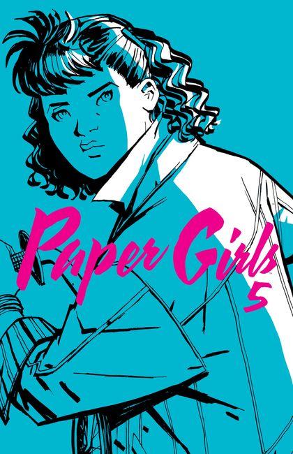 PAPER GIRLS Nº 05.