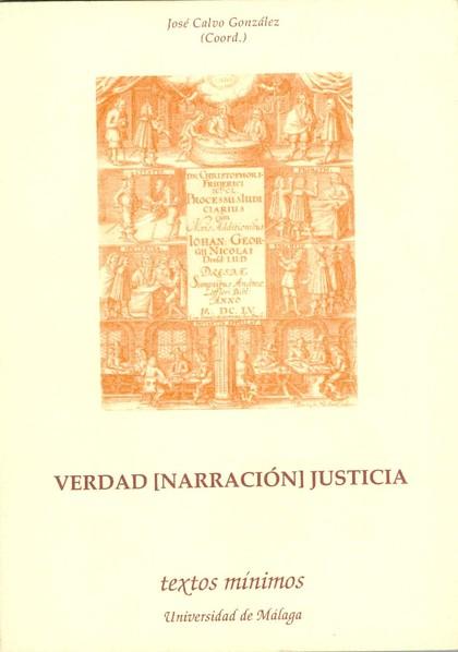 VERDAD NARRACION JUSTICIA
