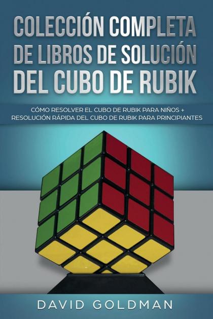 COLECCIÓN COMPLETA DE LIBROS DE SOLUCIÓN DEL CUBO DE RUBIK