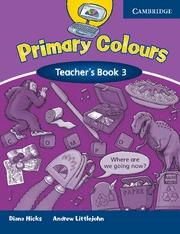 PRIMARY COLOURS 3 TEACHER´S BOOK
