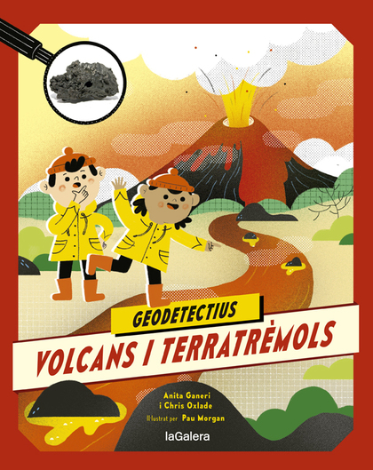 GEODETECTIUS 2. VOLCANS I TERRATRÈMOLS.