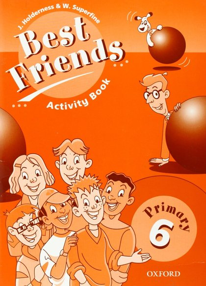 BEST FRIENDS 6 PRIMARY ACTIVITY BOOK