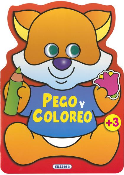 PEGO Y COLOREO ANIMALES 1.