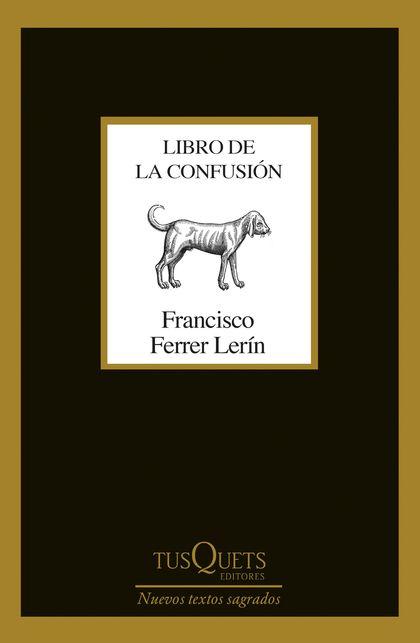 LIBRO DE LA CONFUSIÓN.