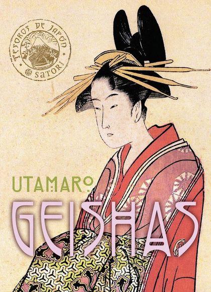 UTAMARO - GEISHAS