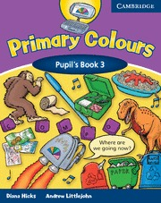 PRIMARY COLOURS 3 PUPIL´S BOOK