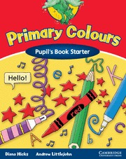 PRIMARY COLOURS STATER PUPILS BOOK