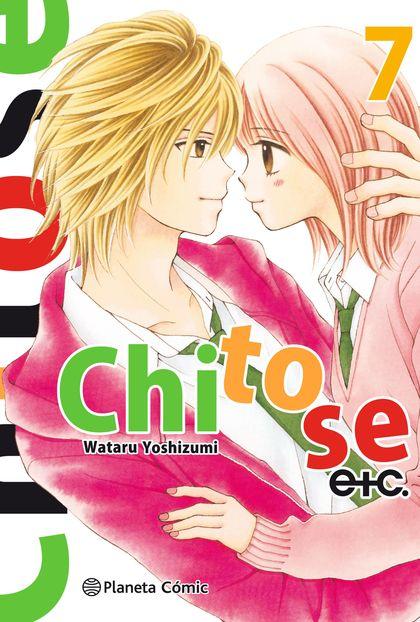 CHITOSE ETC Nº 07/07.