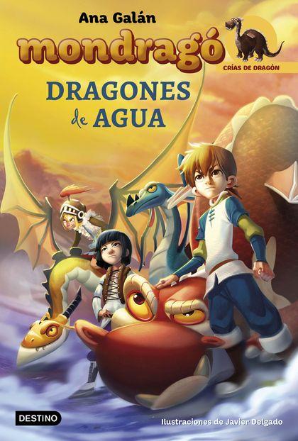 MONDRAGÓ. DRAGONES DE AGUA. MONDRAGÓ 3