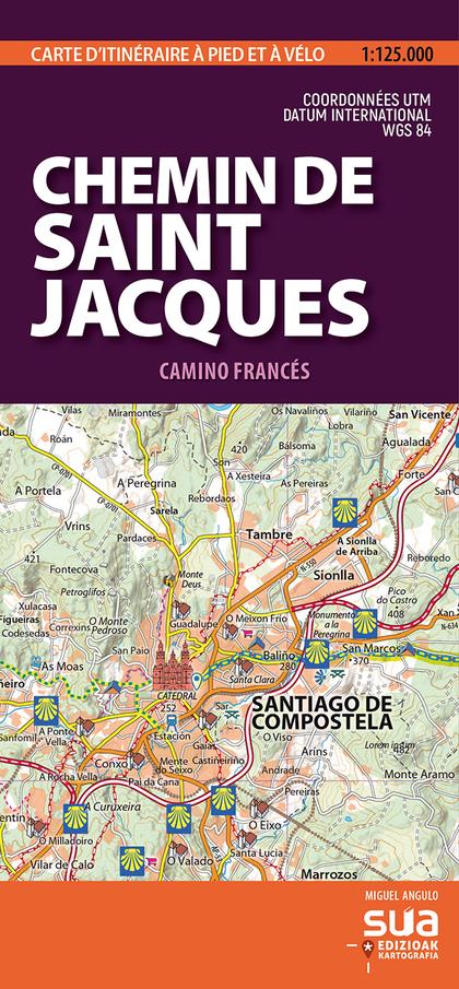 CHEMIN DE SAINT JACQUES.