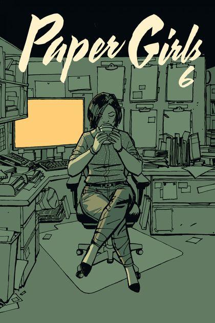 PAPER GIRLS Nº 06.